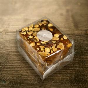 Ontbijtkoek noten